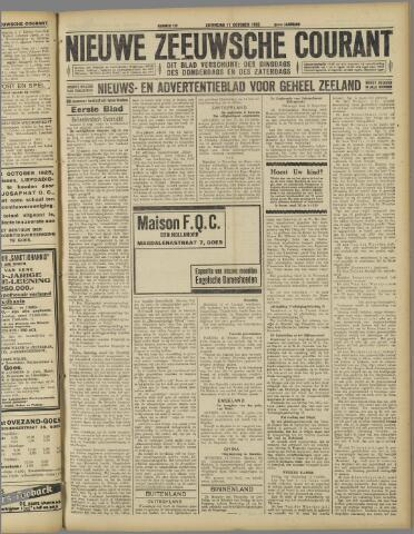 Nieuwe Zeeuwsche Courant 1925-10-17