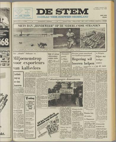 de Stem 1974-08-02