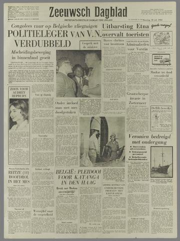 Zeeuwsch Dagblad 1960-07-18