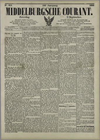Middelburgsche Courant 1893-09-09