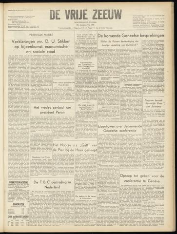 de Vrije Zeeuw 1955-07-13