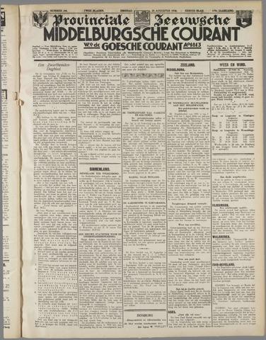 Middelburgsche Courant 1936-08-25