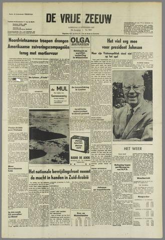 de Vrije Zeeuw 1967-11-11