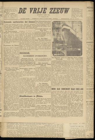 de Vrije Zeeuw 1946-07-09