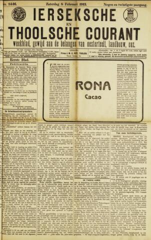 Ierseksche en Thoolsche Courant 1913-02-08