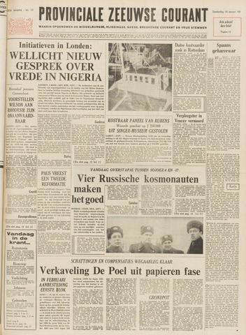 Provinciale Zeeuwse Courant 1969-01-16