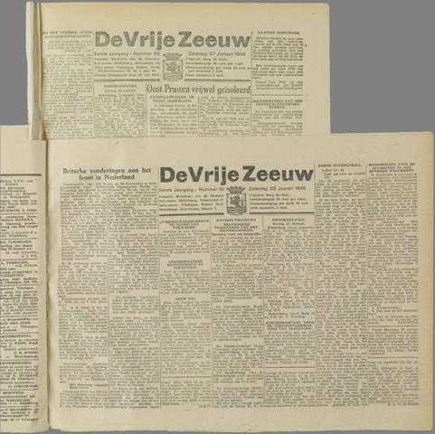 de Vrije Zeeuw 1945-01-20