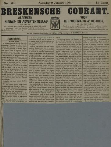 Breskensche Courant 1904-01-09