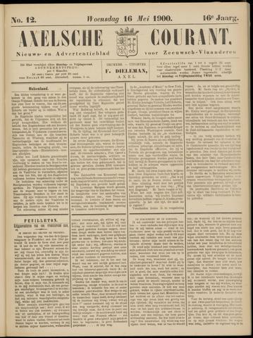 Axelsche Courant 1900-05-16