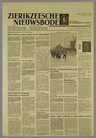 Zierikzeesche Nieuwsbode 1962-11-23