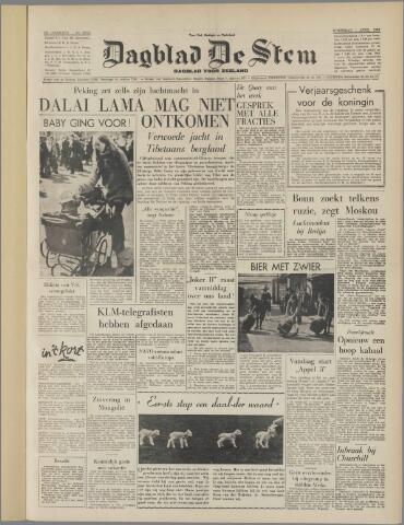 de Stem 1959-04-01