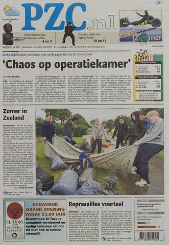 Provinciale Zeeuwse Courant 2011-07-15