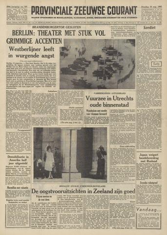 Provinciale Zeeuwse Courant 1961-08-15