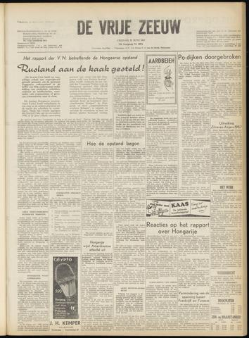 de Vrije Zeeuw 1957-06-21