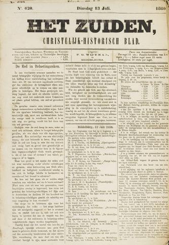 Het Zuiden, Christelijk-historisch blad 1880-07-13