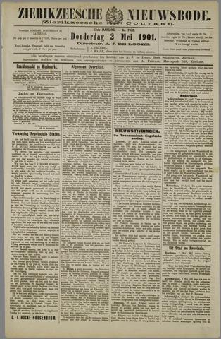 Zierikzeesche Nieuwsbode 1901-05-02
