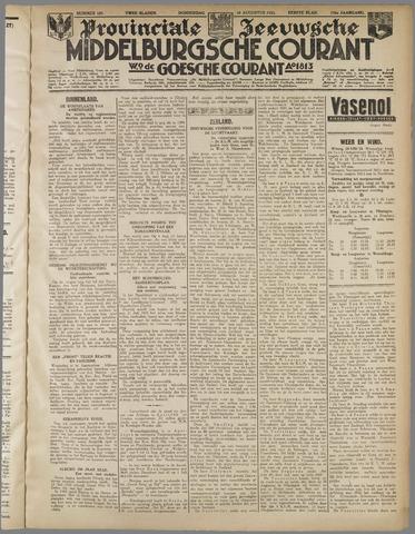 Middelburgsche Courant 1933-08-10