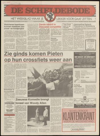 Scheldebode 1985-11-14