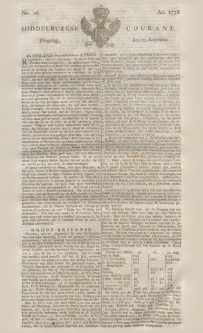 Middelburgsche Courant 1758-08-29