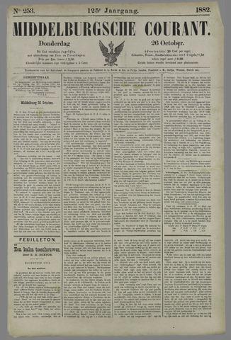 Middelburgsche Courant 1882-10-26