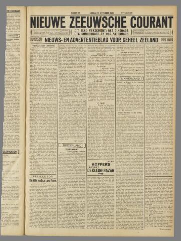 Nieuwe Zeeuwsche Courant 1934-09-11