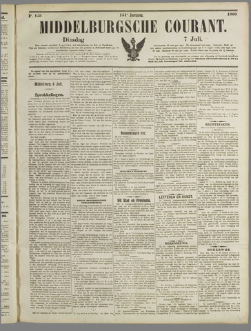 Middelburgsche Courant 1908-07-07