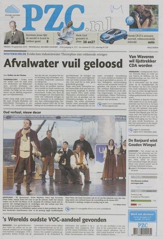 Provinciale Zeeuwse Courant 2010-09-10