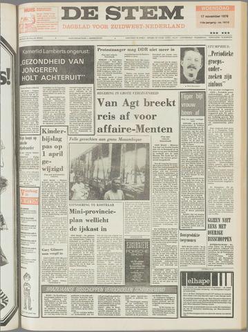 de Stem 1976-11-17