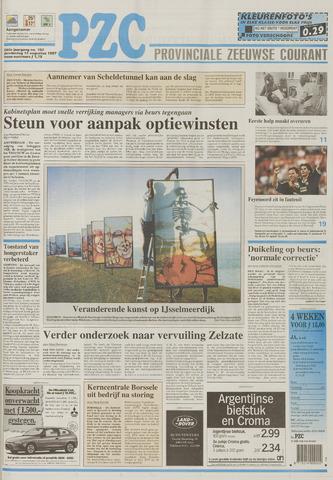 Provinciale Zeeuwse Courant 1997-08-14