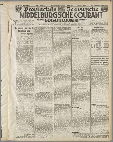 Middelburgsche Courant 1937-04-07