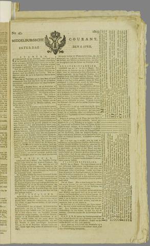 Middelburgsche Courant 1805-04-06