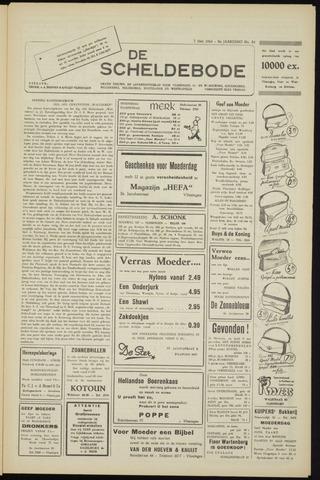 Scheldebode 1954-05-07
