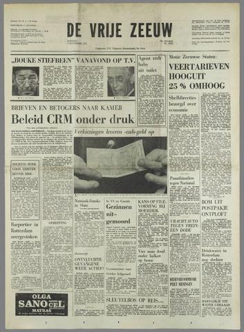 de Vrije Zeeuw 1971-11-09