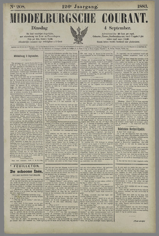 Middelburgsche Courant 1883-09-04