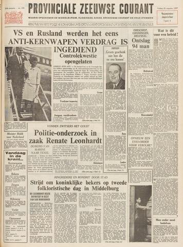 Provinciale Zeeuwse Courant 1967-08-25