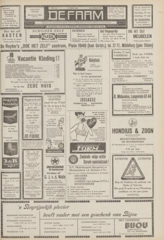de Faam en de Faam/de Vlissinger 1962-06-15