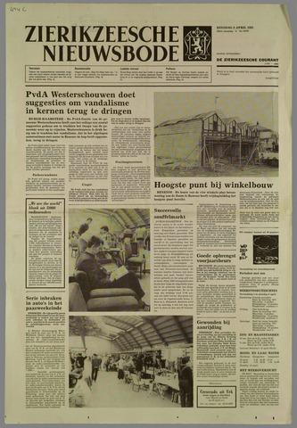 Zierikzeesche Nieuwsbode 1985-04-09