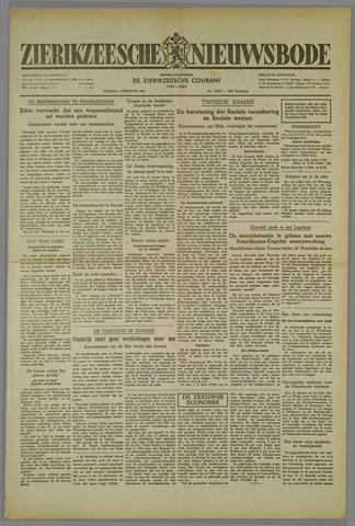 Zierikzeesche Nieuwsbode 1952-02-01