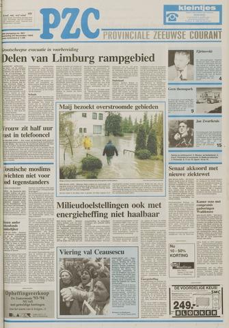 Provinciale Zeeuwse Courant 1993-12-22