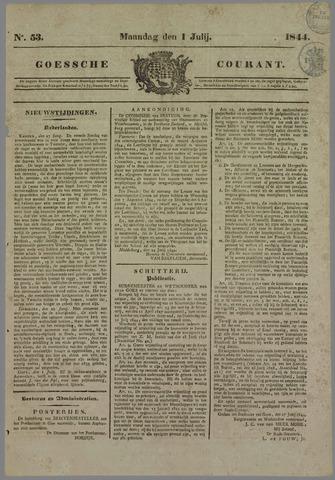 Goessche Courant 1844-07-01