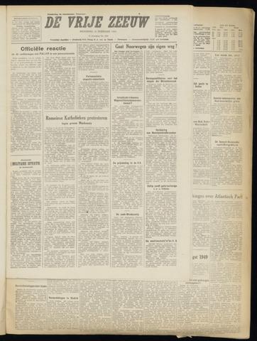 de Vrije Zeeuw 1949-02-21