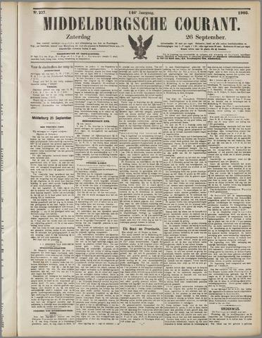 Middelburgsche Courant 1903-09-26