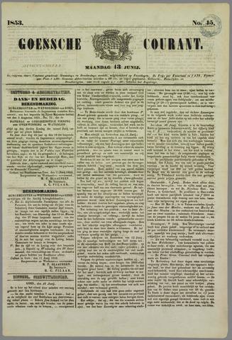 Goessche Courant 1853-06-13