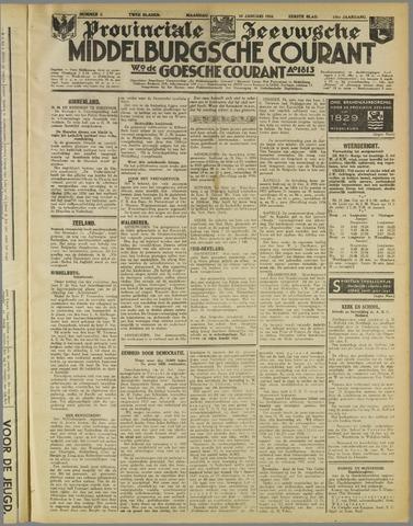 Middelburgsche Courant 1938-01-10