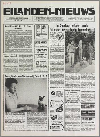Eilanden-nieuws. Christelijk streekblad op gereformeerde grondslag 1989-07-07