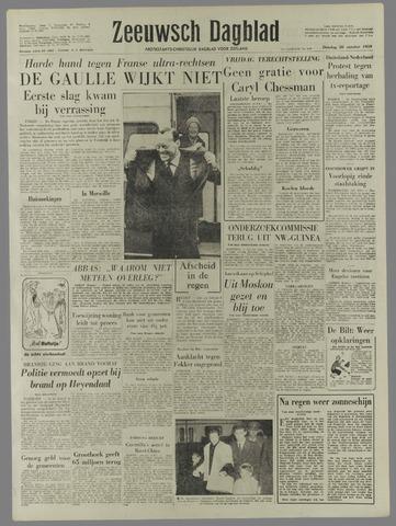Zeeuwsch Dagblad 1959-10-20