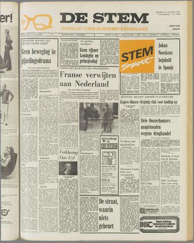 de Stem 1974-09-16