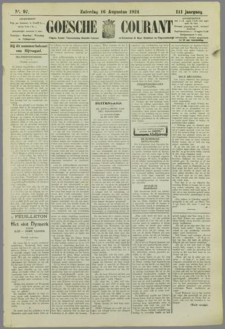 Goessche Courant 1924-08-16