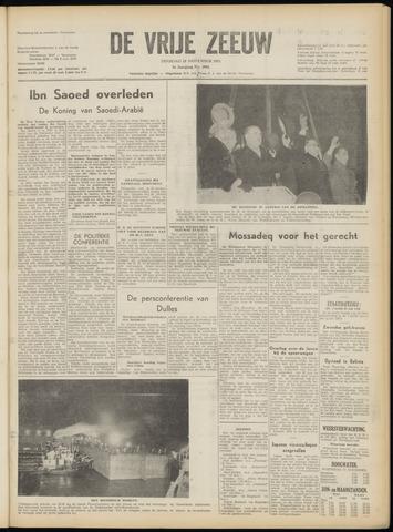de Vrije Zeeuw 1953-11-10