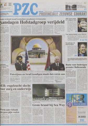 Provinciale Zeeuwse Courant 2005-02-08
